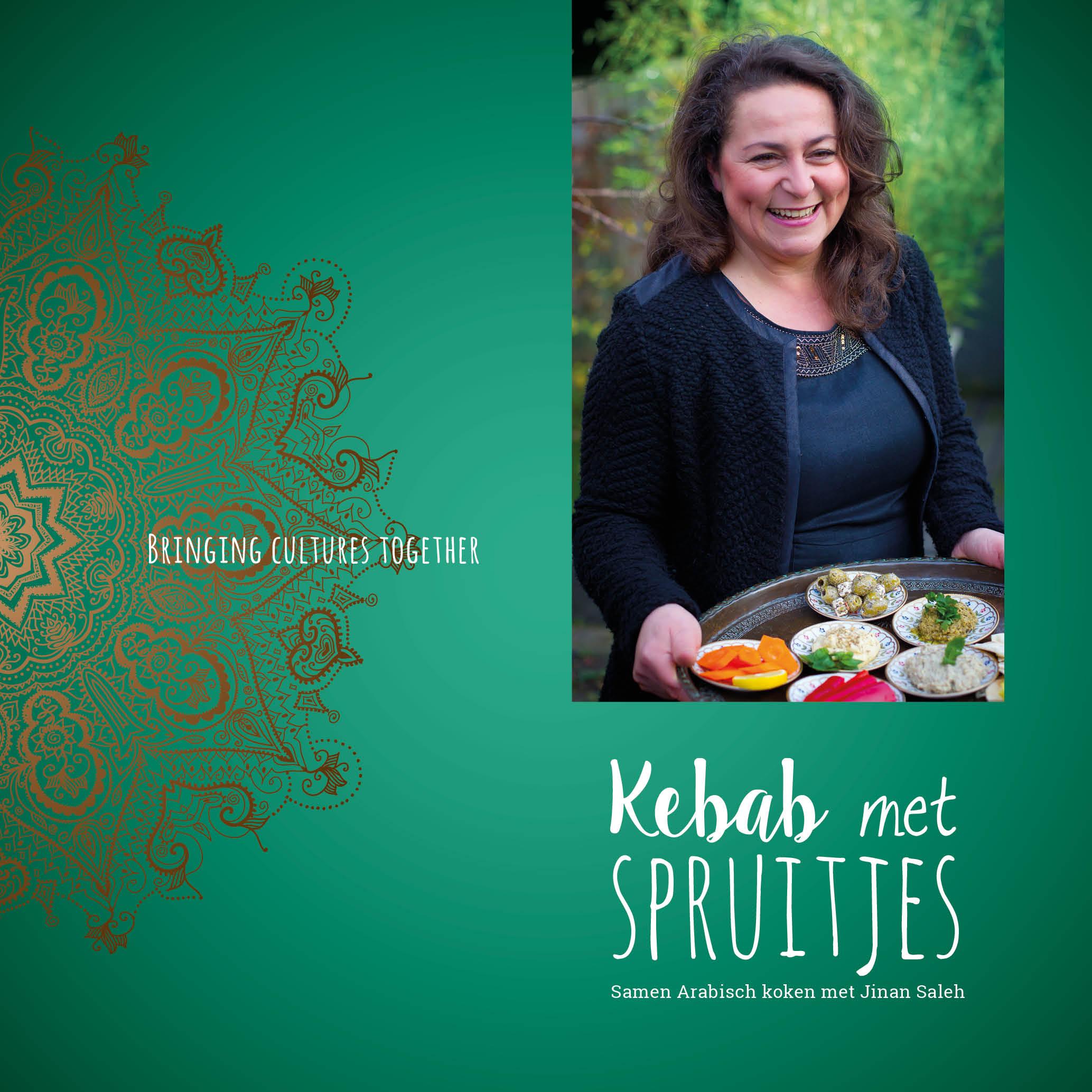 arabisch kookboek kebab met spruitjes