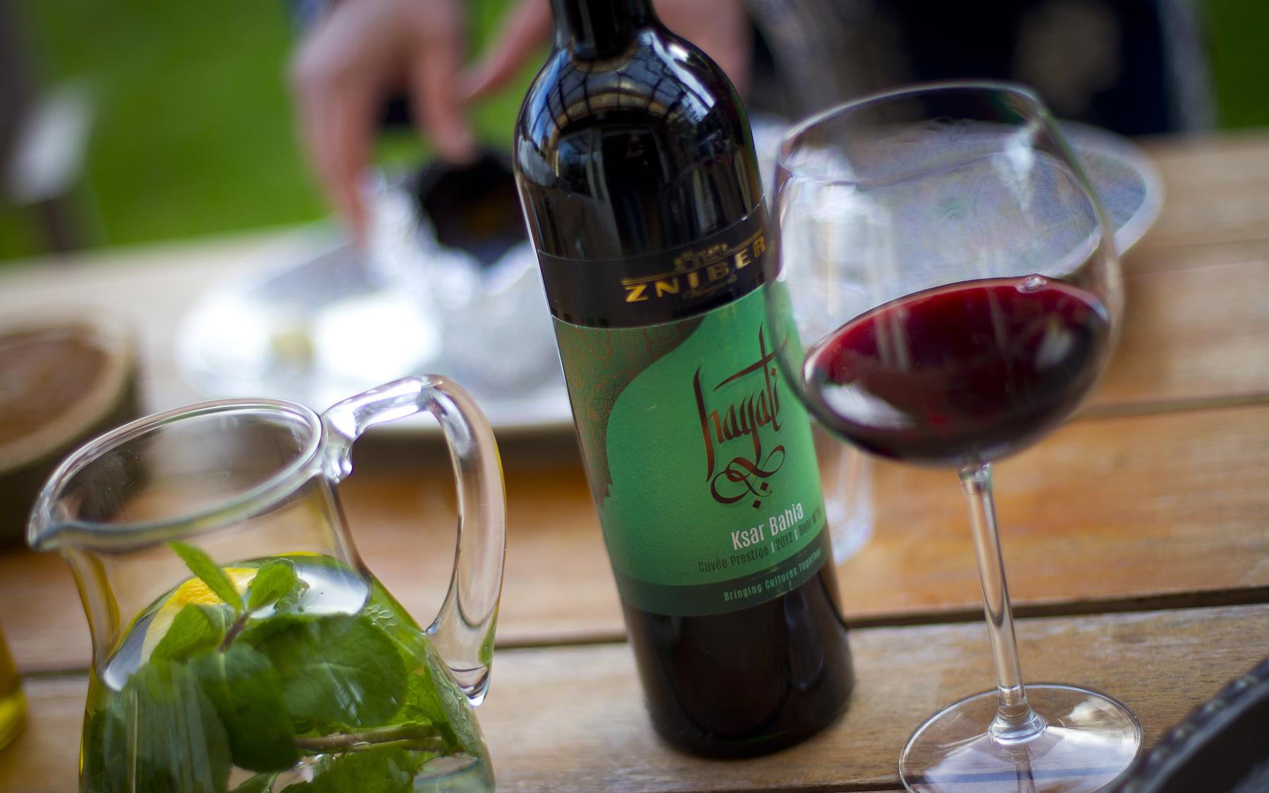 arabische wijnen
